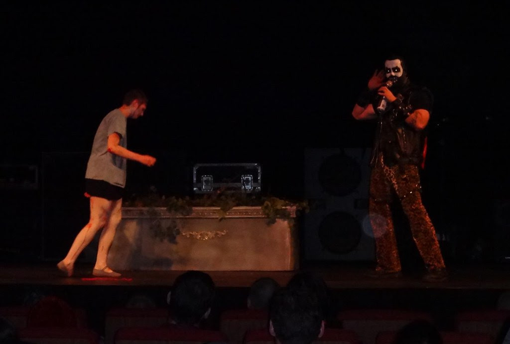 Feast of Flesh 2012 Coolidge Corner zombie costume contest