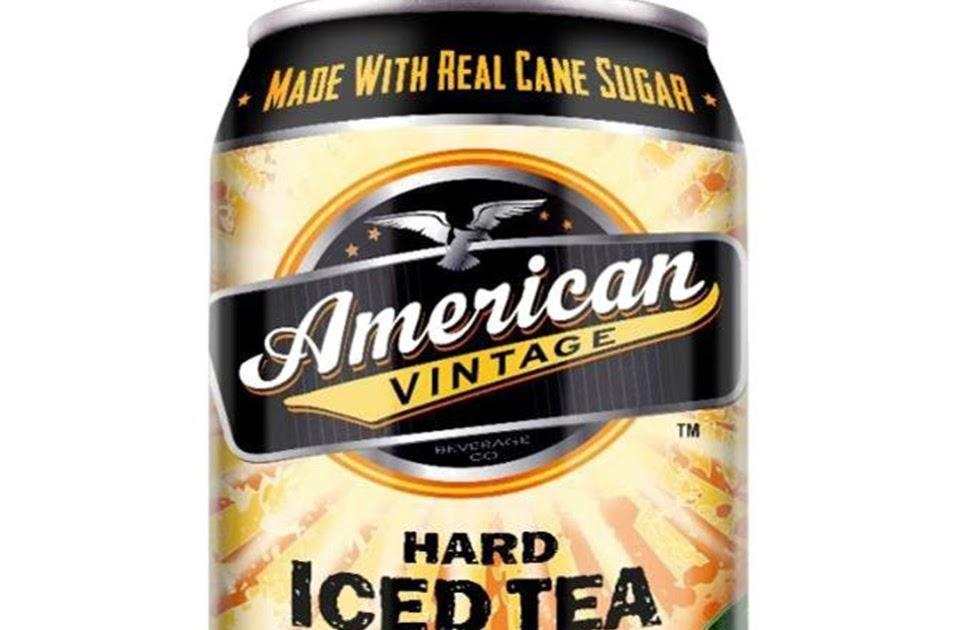 American Vintage Hard Iced Tea Ingredients Vintage Render