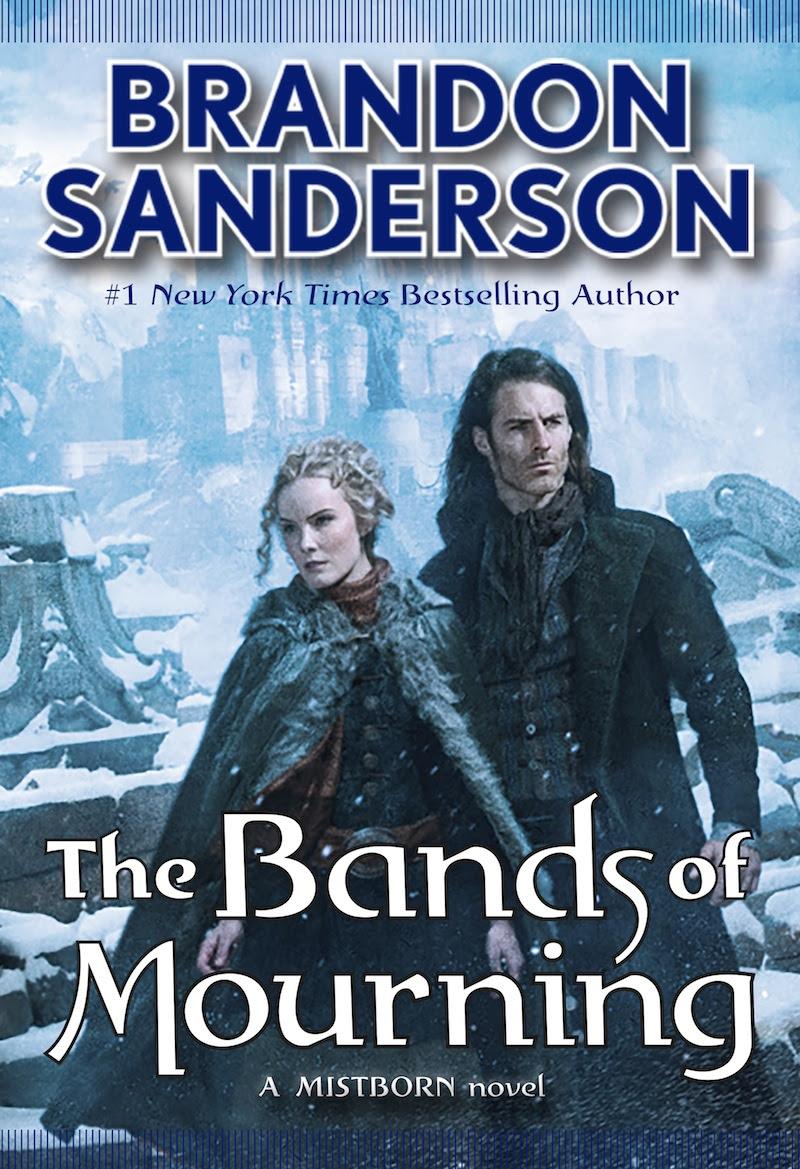 Znalezione obrazy dla zapytania brandon sanderson bands of mourning