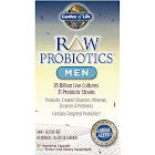 Garden of Life Men Raw Probiotics, 85 Billion Live Cultures, Vegetarian Capsules - 90 count