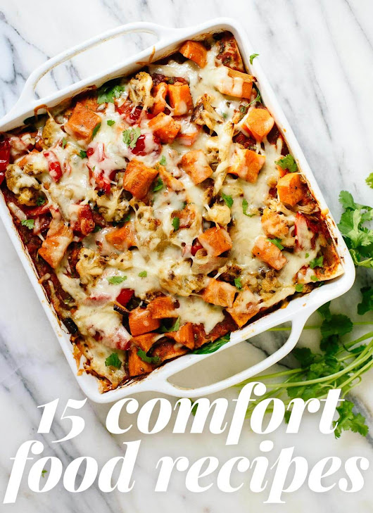15 Healthy Comfort Food Recipes - Cookie and Kate