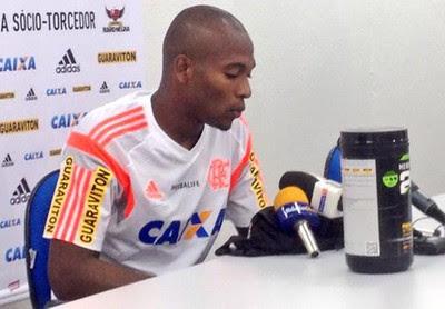 Samir, Flamengo (Foto: Cahê Mota)
