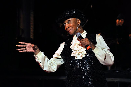 At 95 Years Old, Norma Miller, the Queen of Swing, Still Reigns