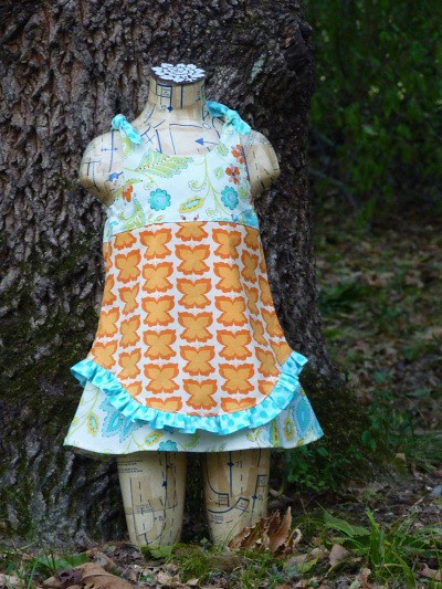 pumpkin patch dress 1