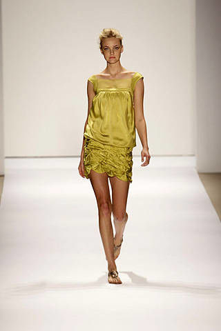 Carlos miele evening dresses fashion show