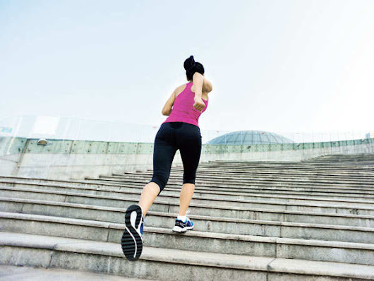 5 benefits of a stair climbing workout | Fitness Tips - Times of India
