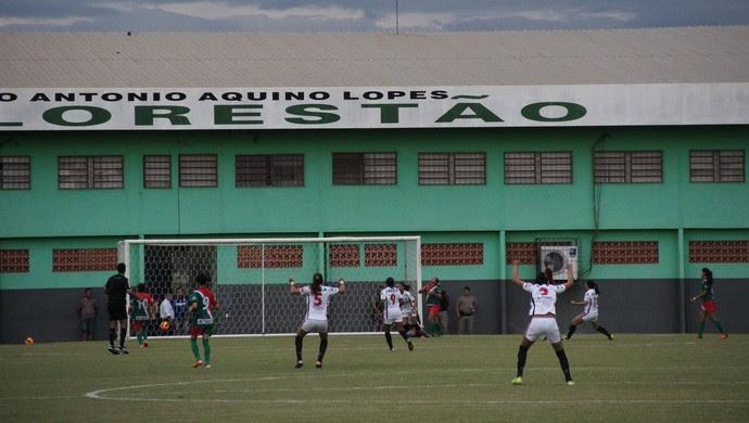 Assermurb x Caucaia-CE Copa do Brasil FF (Foto: Duaine Rodrigues)