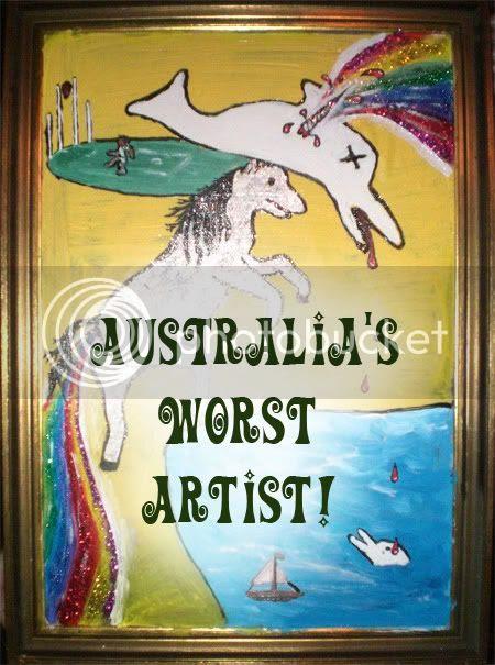 Australia's Worst Artist