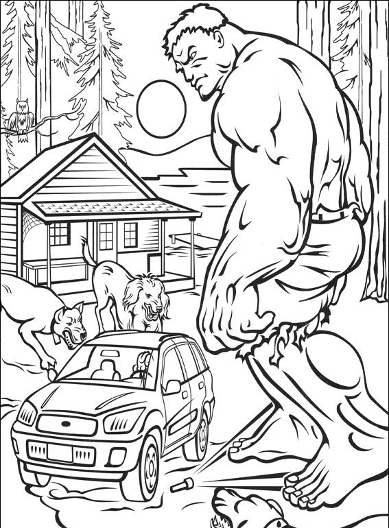 Avengers Coloring Pages A4 Sportswear