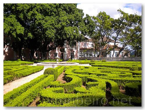 Jardins do Palácio de Belém by VRfoto