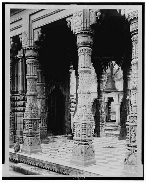 Índia - Benares - Monkey Temple