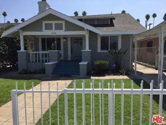 3446 3RD AVE, LOS ANGELES CA 90018   -3 Bed 2 (1,1,0,0) Bath