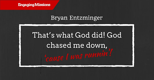 Success, Failure, and Why I Believe in God, with Bryan Entzminger - EM117