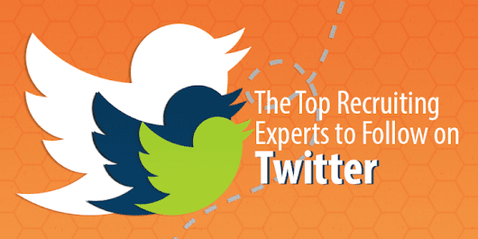 27 Recruiting Experts on Twitter You Need to Follow - Capterra Blog