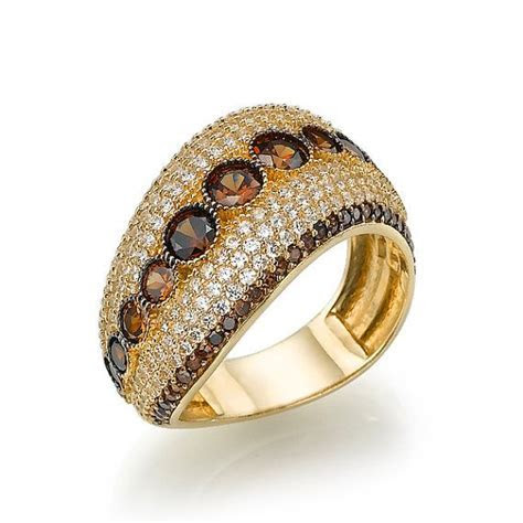 Items similar to 14K Gold and Diamond Engagement Ring