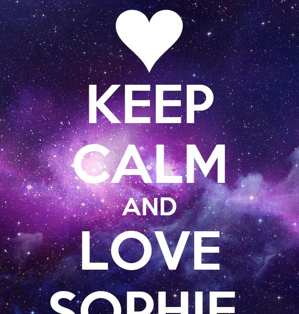 Sophie's Awesome Year: My Name Is Sophie!! Heheheheheheh