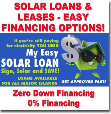 Financing Options - NY-Sun