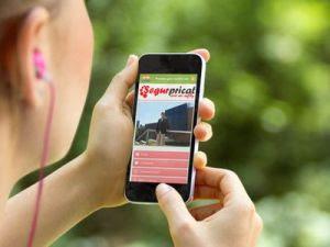 Nueva  web mobil app