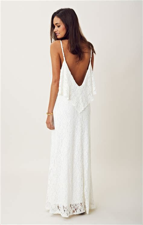Beach Casual Wedding Dress Cheap White Dresses For Women