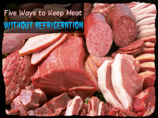 Five Ways to Keep Meat without Refrigeration » TinHatRanch