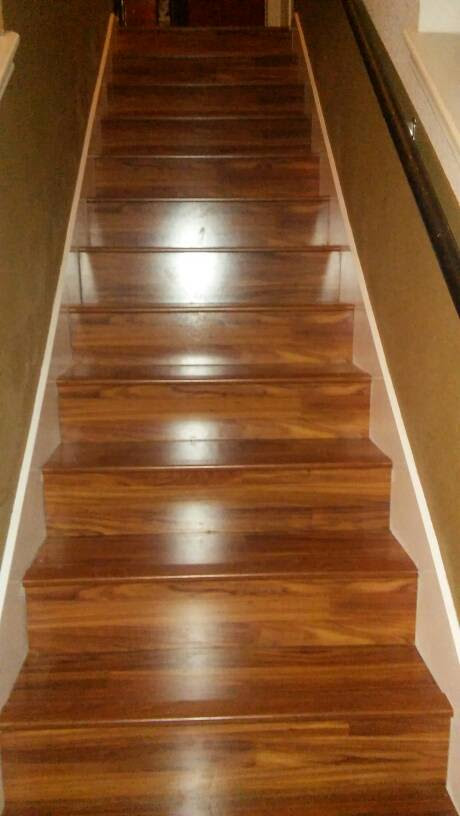 Install Bifold Doors New Construction Laminate Flooring On Stairs