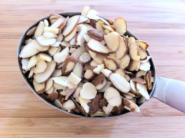 1 Cup Sliced Almonds