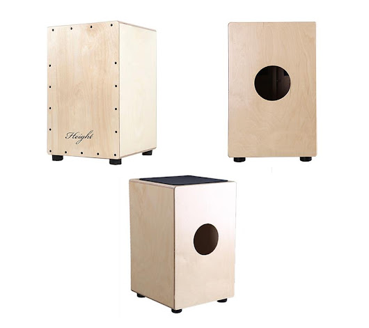 6 advantages of cajon drum box compare with traditional drum set - Knowledge - Height Musical Instrument Co.,Ltd