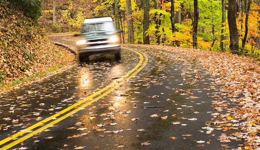 Fall Car Safety Tips: Beware of Driving Hazards