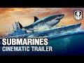 World of Warships Submarine Teaser Trailer