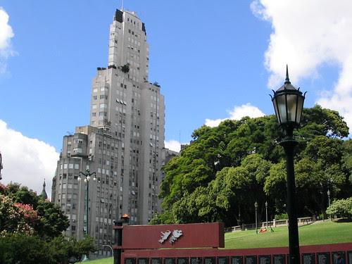 Edificio Kavanagh - Plaza San Martín
