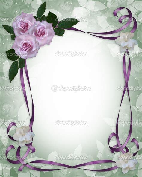 Beautiful Wedding Invitation Background Designs ? WeNeedFun