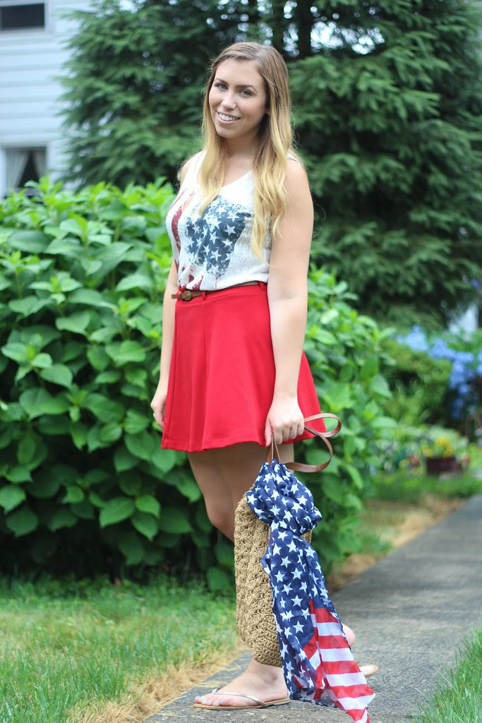 mark. All American Style Tank : Avon : Living After Midnite
