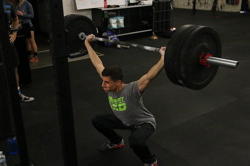 05FEB15: CORE Power - CrossFit Reality