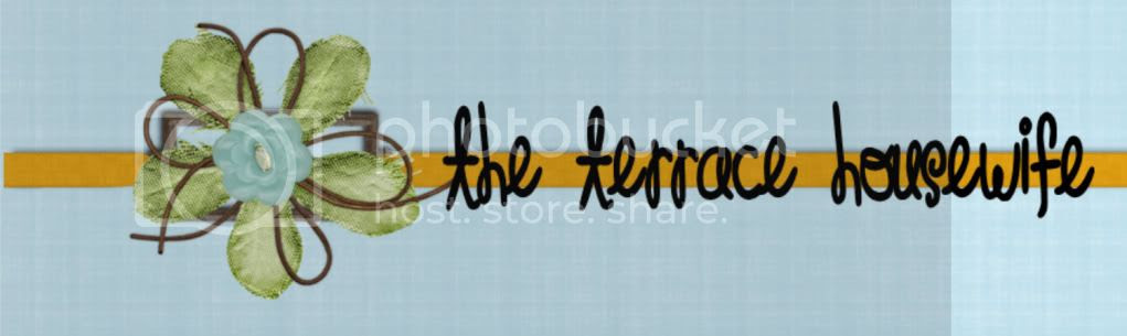 The Terrace Housewife