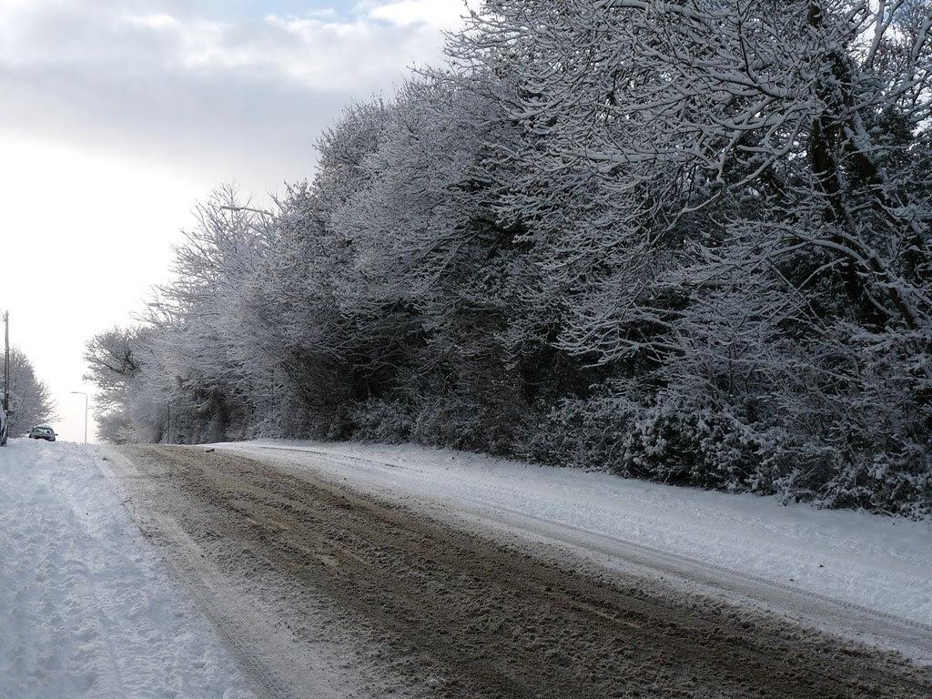 23750 - Pontarddulais in the snow