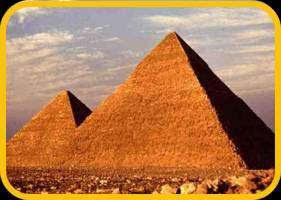 Las piramides de Egipto Piramide de Keops y Kefren La Esfinge de Tebas