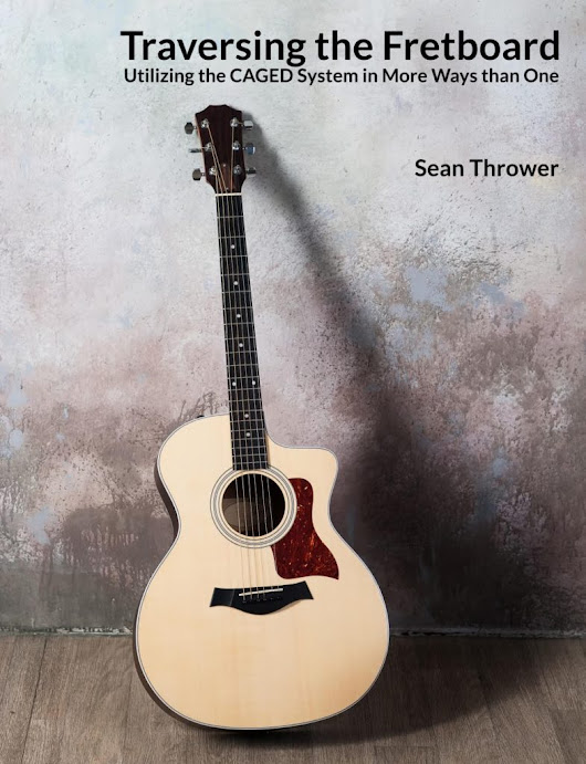 Book Review: Traversing the Fretboard by Sean Thrower | this is classical guitar