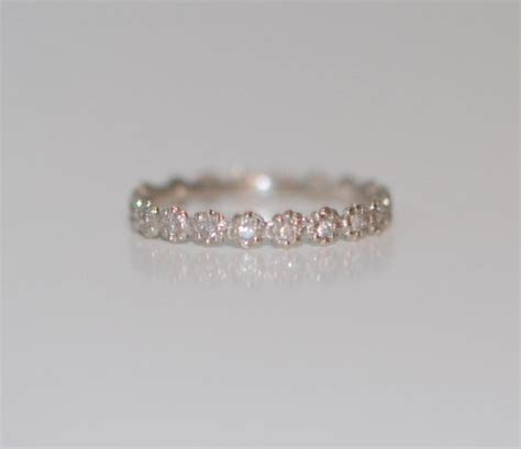 1mm Diamond Wedding Band Matches ANY Engagement Ring