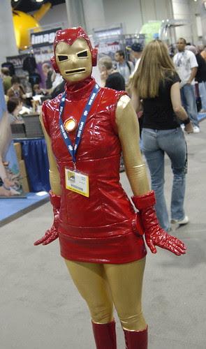 Comic Con 08: Iron Man
