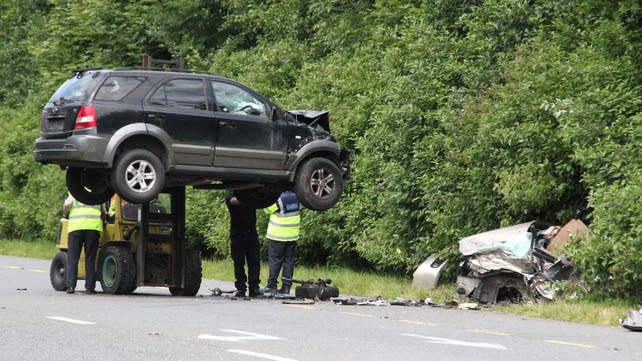NIGERIAN-DUBLIN SOCIALITE AND 3 GIRLS DIE IN FATAL ACCIDENT!