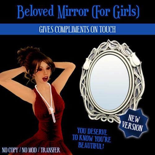 Beloved Mirror