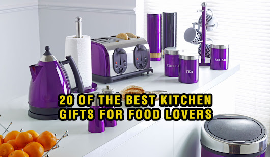 20 of the Best Kitchen Gifts for Food Lovers: Festive gift ideas