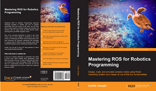 Mastering ROS for robotics programming | Robohub
