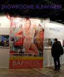 SHOWROOMS @ BAFWEEK