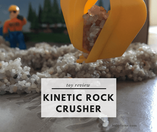 Kinetic Rock Crusher review - babyfoote