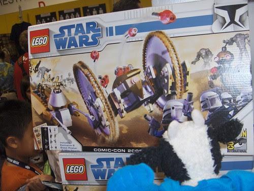 Please buy me this $75 Lego set...? No?
