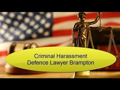Criminal Harassment Defence Lawyer Brampton | saggilawfirm