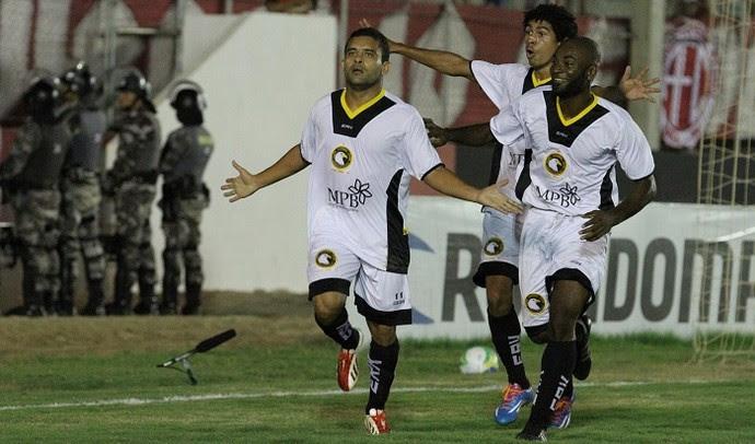Renatinho Potiguar - Globo FC (Foto: Canindé Pereira/Divulgação)