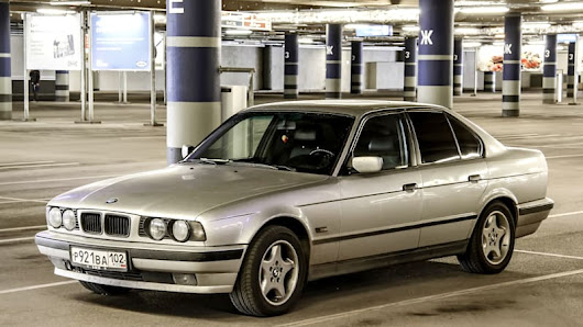 Man in Scotland loses his friend's BMW for six months in parking garage