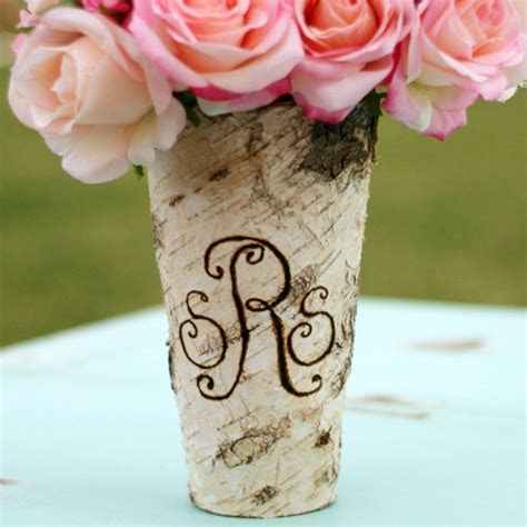 Rustic Wedding Decorations   Weddings By Lilly